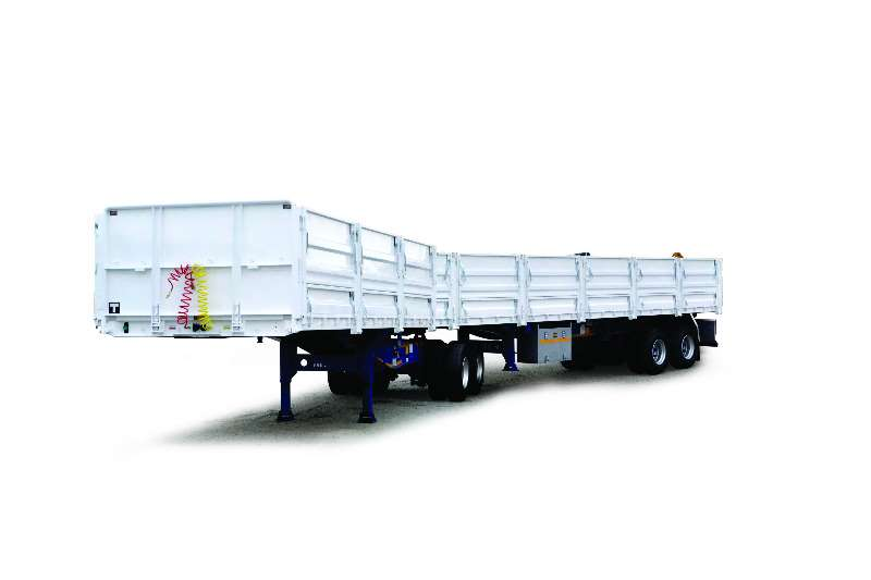 Afrit Trailers Mass side For Rent