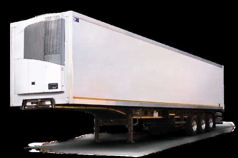Afrit Trailers Refrigerated trailer For Rent