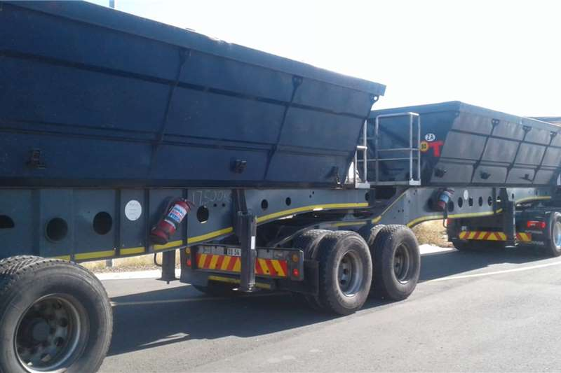 Afrit Trailers Side tipper 2013 Afrit Side tipper 2013