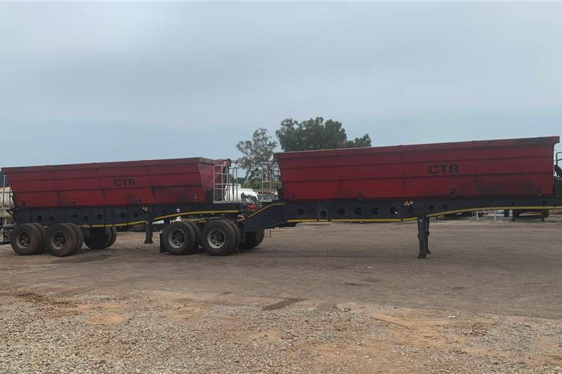 Afrit Side tipper 2018 Afrit Link Side Tipper Trailers