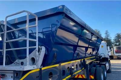Afrit Side tipper 40m³ Interlink Side Tipper Trailer Trailers