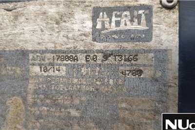 Afrit Side tipper AFRIT SIDE TIPPER LINK TRAILER Trailers