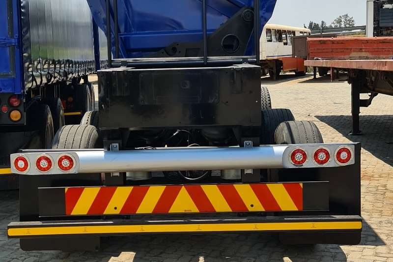 Afrit Side tipper SIDE TIPPER 30CUBE Trailers