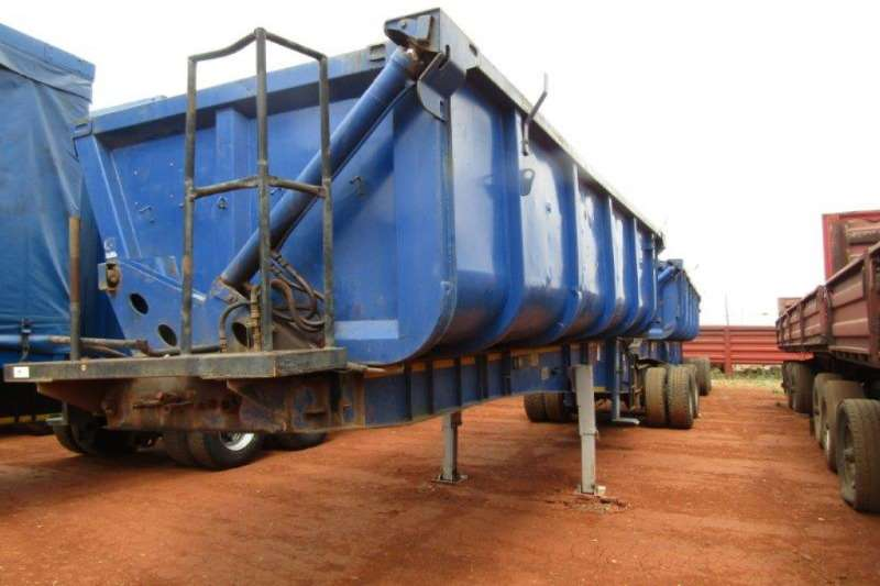 Afrit Trailers Side tipper VARIOUS TRAILERS TO CHOOSE FROM 2019