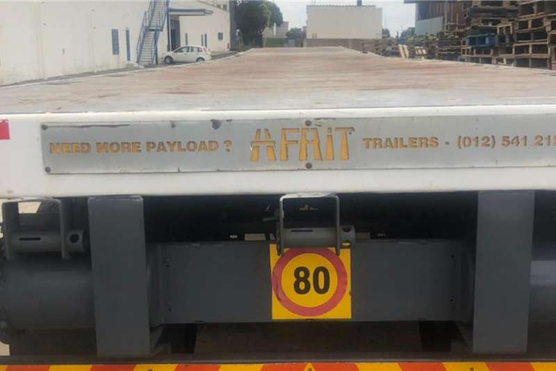Afrit Trailers Superlink Superlink 2011