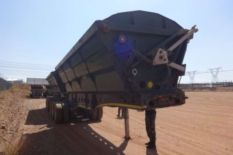 Afrit Trailers T/A Side Tipper Trailer 2016