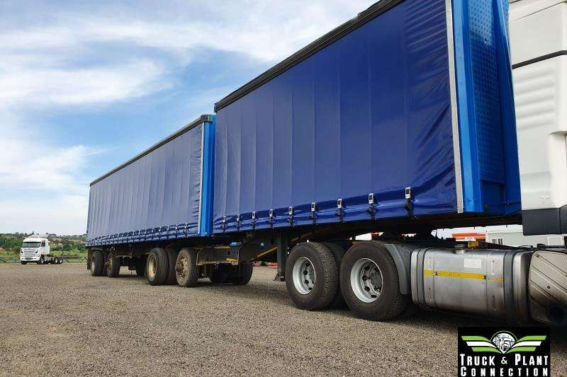 Afrit Trailers Tautliner 2012 Afrit Tautliner Superlink 2012