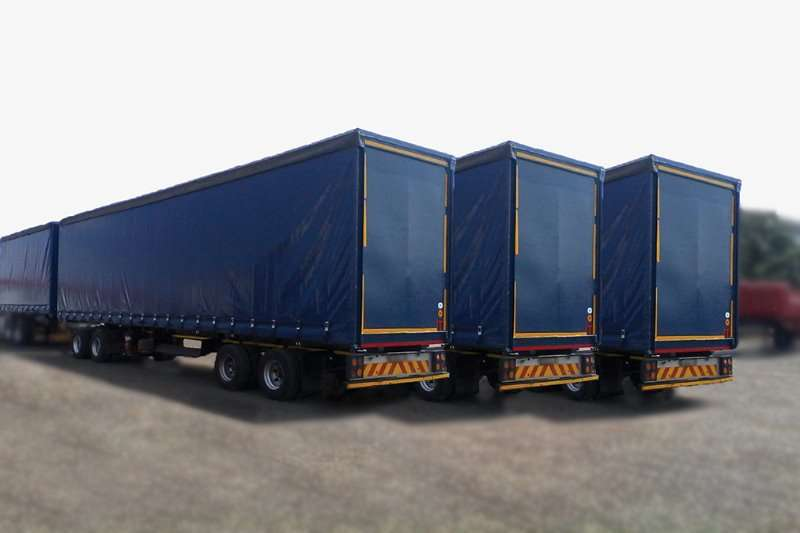 Afrit Trailers Tautliner AFRIT VOLUMAX TAUTLINERS 2003