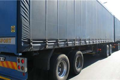 Afrit Tautliner Link 6x12 Trailers