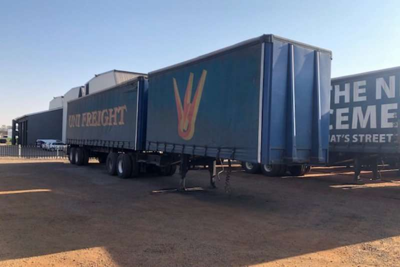 Afrit Trailers Tautliner Various Superlink Tautliners 2006 - 2008 models