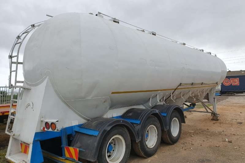 Afrit Trailers Tri-Axle 1998