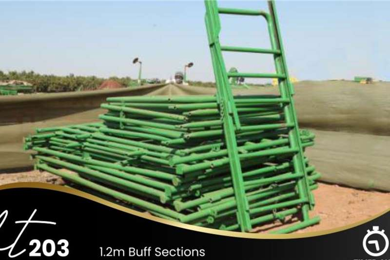 Agri-Quipment 1.2m Buff Sections Other