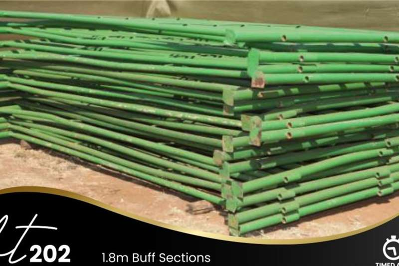 Agri-Quipment 1.8m Buff Sections Other