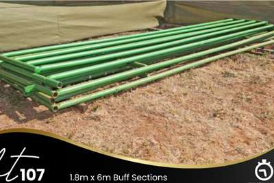 Agri-Quipment 1.8m x 6m Buff Sections Other
