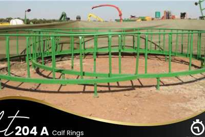 Agri-Quipment Calf Ring Other