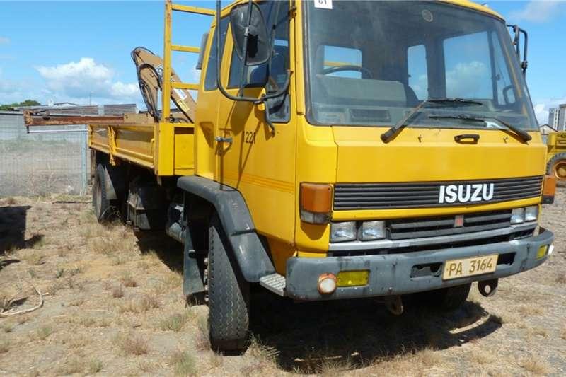 AMC Crane trucks Crane truck 1994