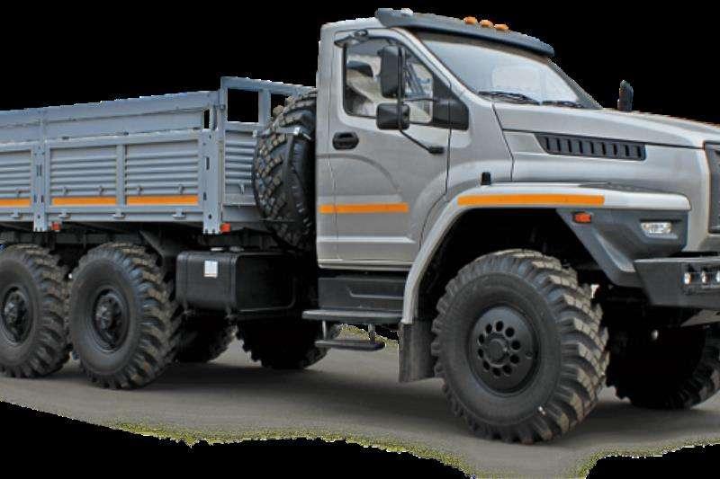 AMC Dropside trucks URAL 6X6 179KW 2020