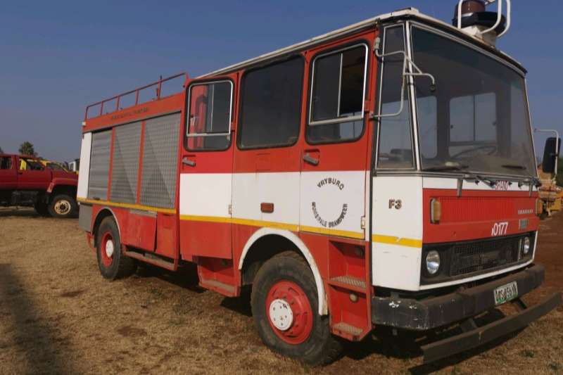 AMC Fire trucks Karosa Fire truck people carrier 1983