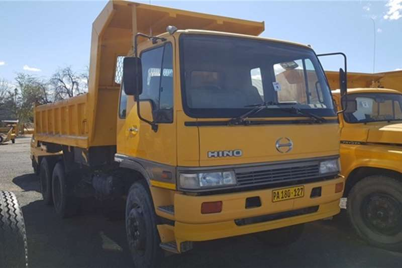 AMC Tipper trucks Toyota Tipper truck 2000