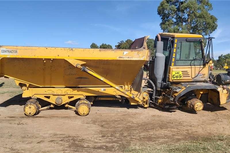 AMC Truck Bell B30D Dumper Truck Spares