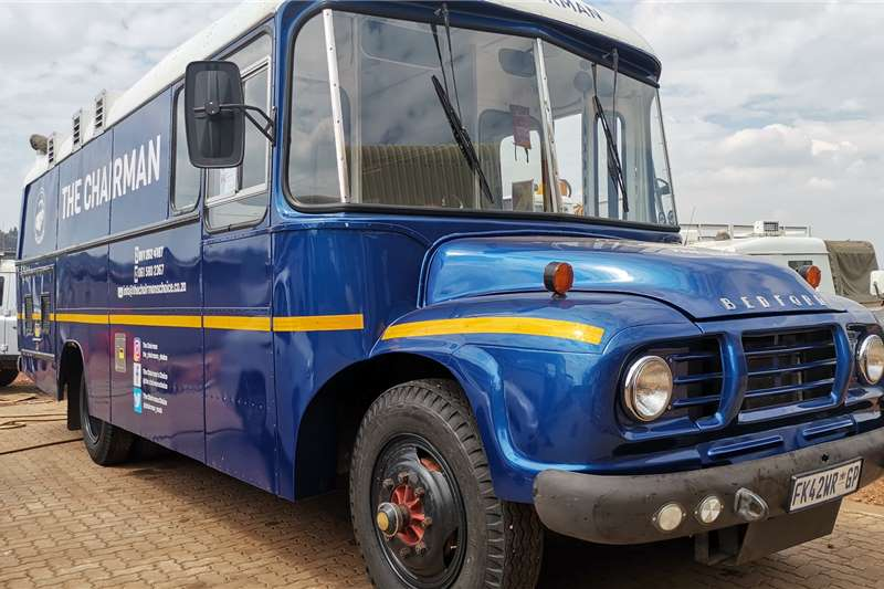 Bedford 1970 Bedford Food Truck (The Chairman) Truck