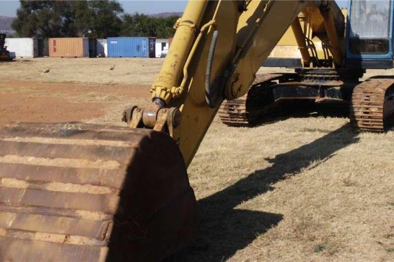 Bell EXCAVATOR 5000h Excavators