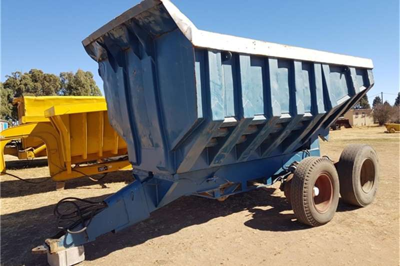 Bell Trailers Bell Double Axle Tip Trailer 2006