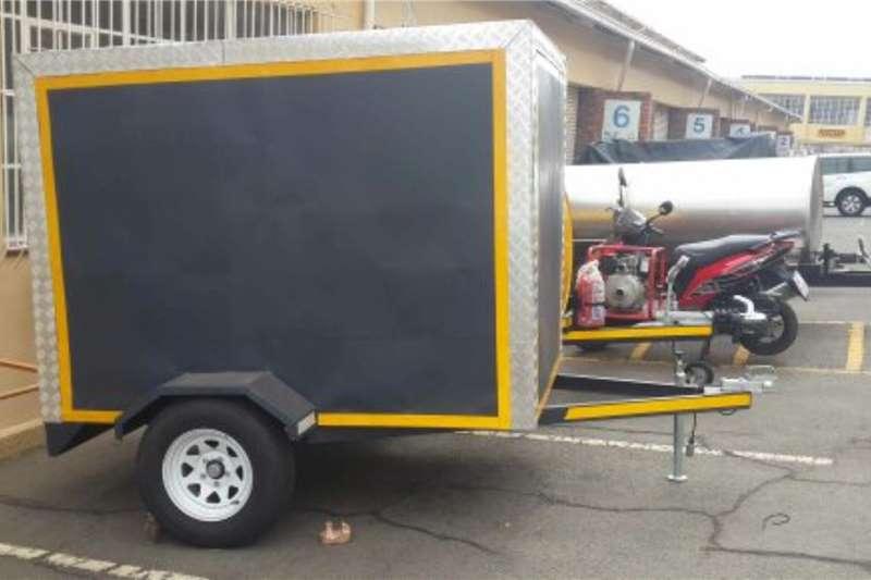 Box trailer Box trailer 2020