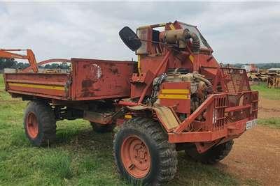 Buffel Buffel 4 x 4 Truck