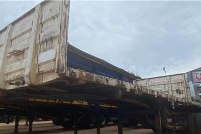 Busaf 2007 BUSAF SUPERLINK FLATDECK Trailers