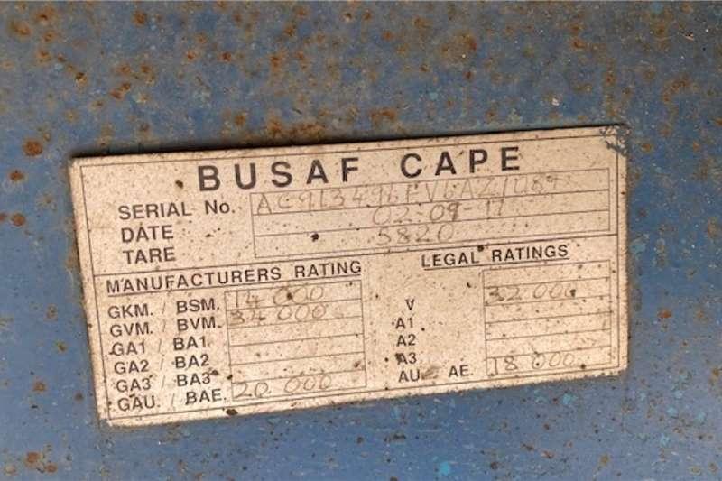 Busaf Flat deck Superlink Flatdeck Trailer Trailers