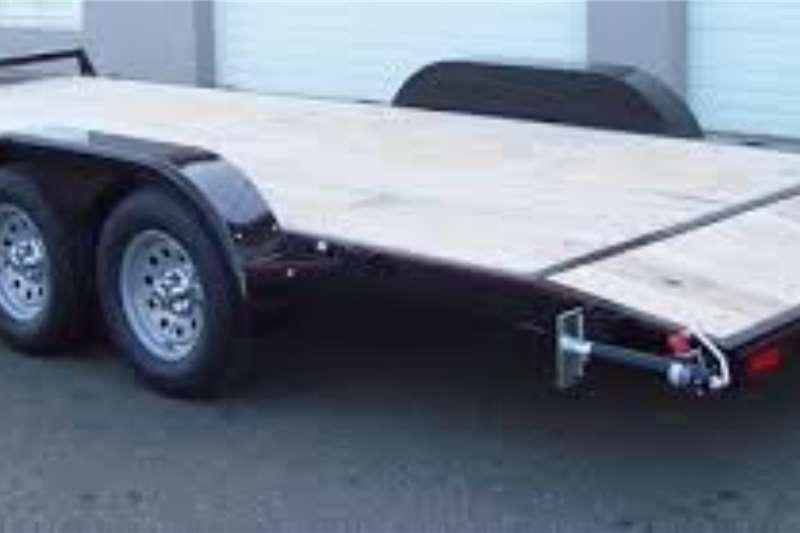 Bobcat Trailer/Car trailer Car trailer