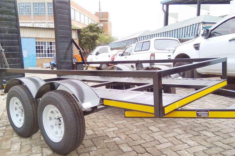 Car trailer Car trailer 2020
