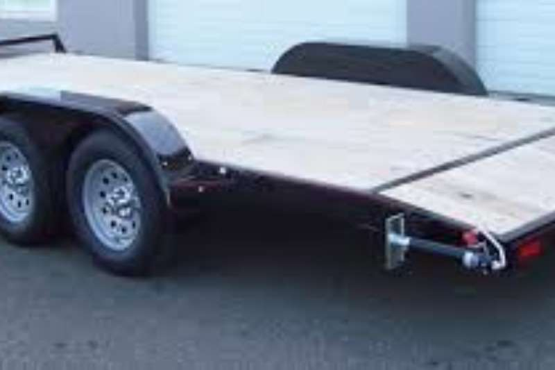 Car trailer Car trailer/Bob cat 2019