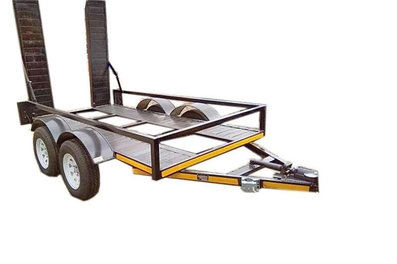 Car trailer CT1 2020