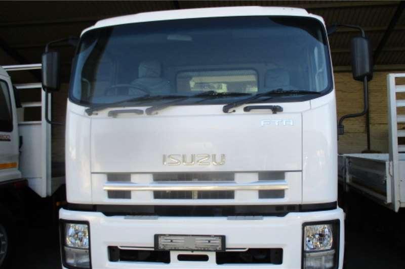 Cargo Torque Flatdeck trailer FTR850 2015