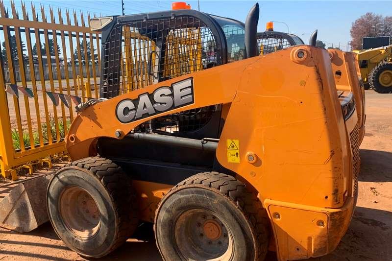 Case SR175 Skidsteers