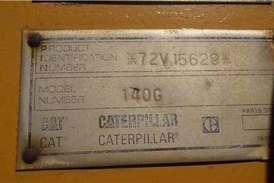 Caterpillar 140G Grader Graders