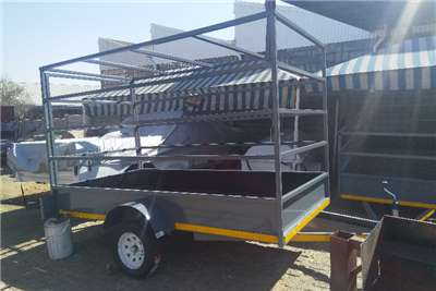 Cattle Trailer Cattle trailer