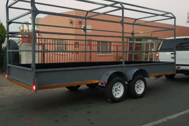 Cattle trailer Cattle Trailer Loading Size 3000 X 1500 2019