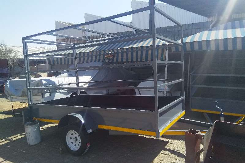 Cattle trailer Cattle trailers 2019