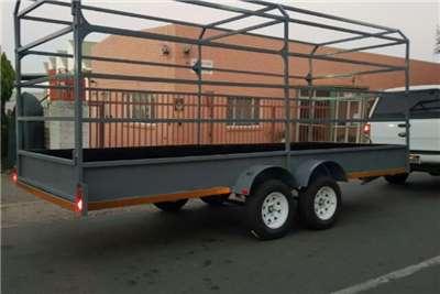 Cattle trailers Cattle trailer