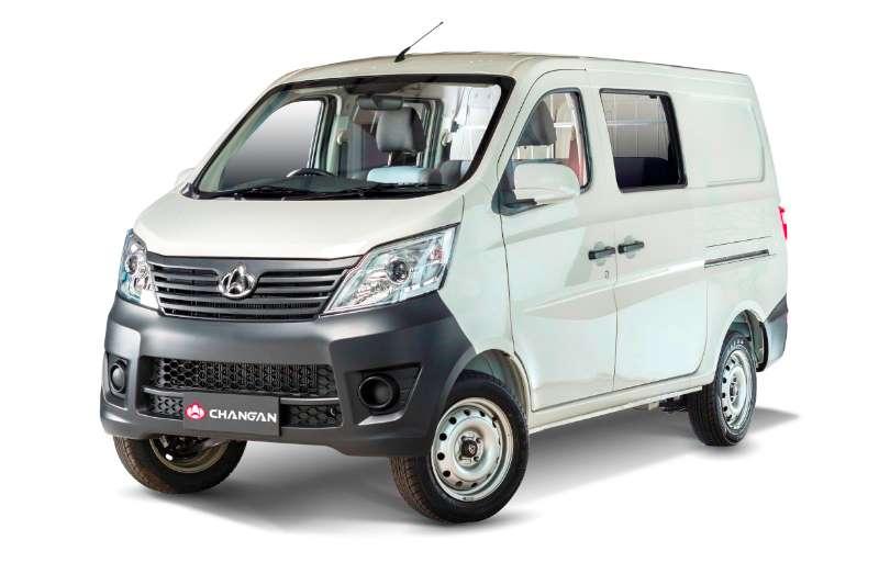 Changan Star LDVs & panel vans Changan Star III Minivan 5 Seater 2019