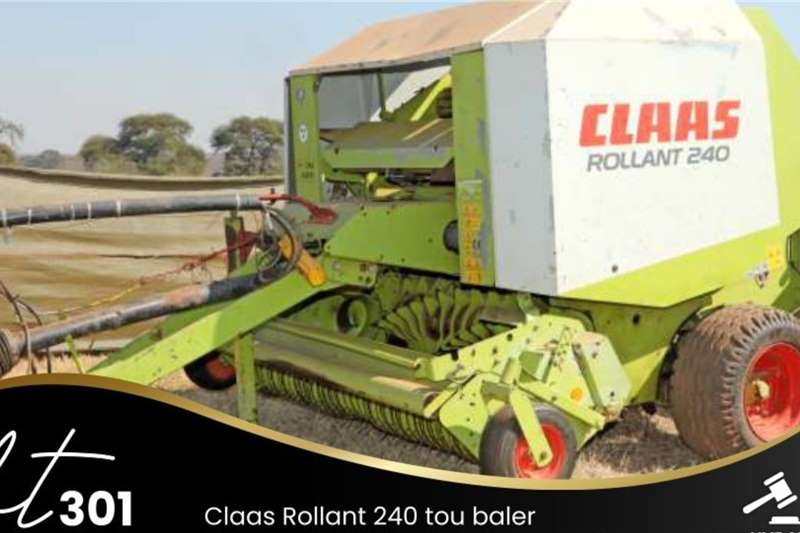 Claas Claas Rollant 240 Tou Baler Haymaking and silage