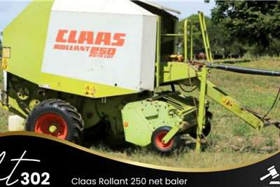 Claas Claas Rollant 250 Net Baler Haymaking and silage
