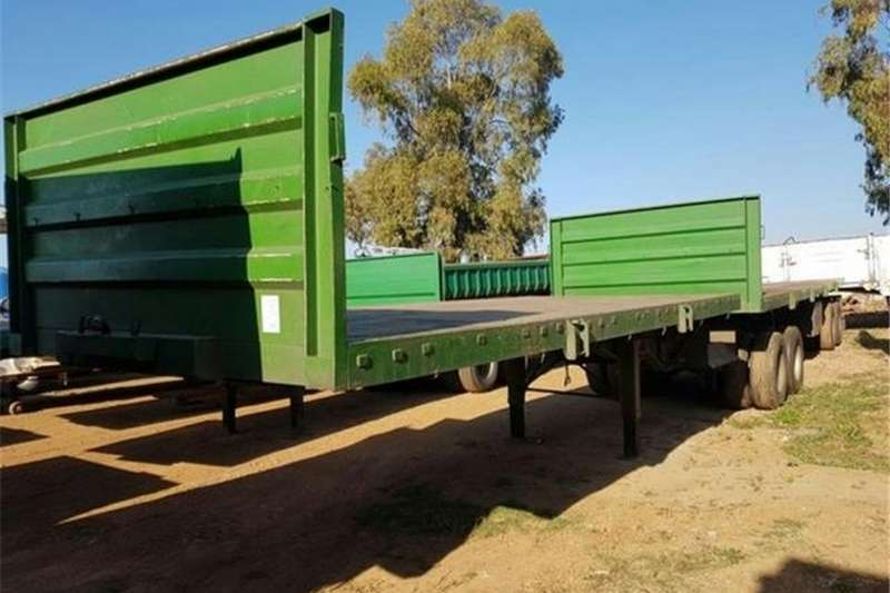 Clover Trailers Flat deck 2004 Clover Superlink Flat Deck 2004