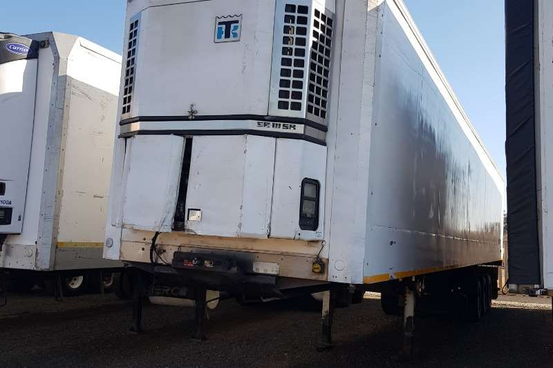 Clover Trailers Refrigerated trailer 2006 Clover 30Plt Triaxle Fridge 2006