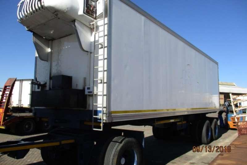Coldroom trailer RAPID FRIDGE DRAWBAR TRAILER 2015