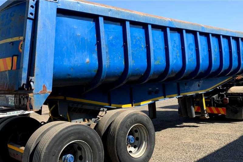 Copelyn Double axle 2 x 2009 Hendred Copelyn Trailers Trailers