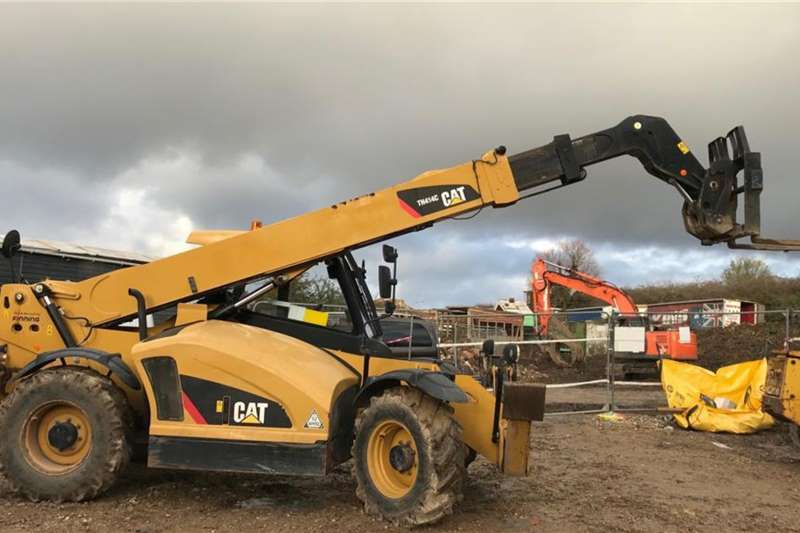 CAT TELEHANDLER Crane trucks